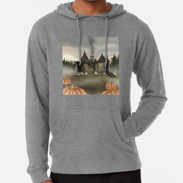 Hagrid Hütte Leichter Hoodie