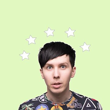 Phil Lester Star Halo - Green by phabbyhowell
