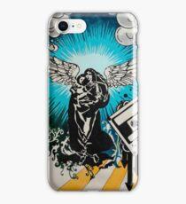 Madonne Tape & Clouds iPhone Case/Skin
