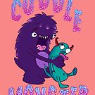 Cuddle Monster by David Shires