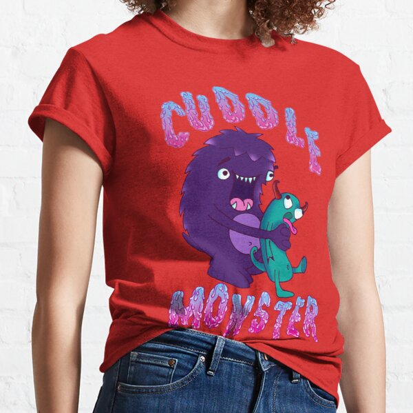 Cuddle Monster Classic T-Shirt