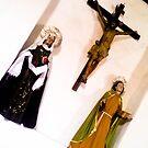 Virgins and Jesus. by ALEJANDRA TRIANA MUÑOZ