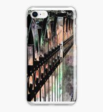 East Wash Midnight Median iPhone Case/Skin