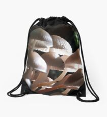 Bustling Bonnets Drawstring Bag