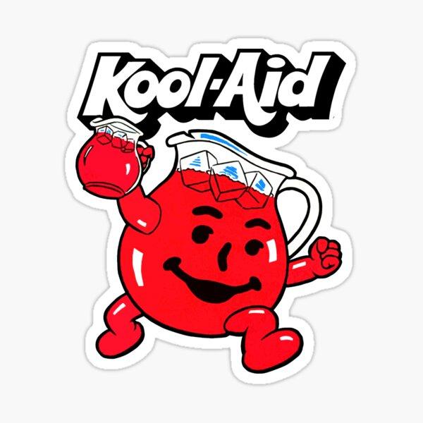 Kool-Aid Man 1974 Cartoons Sticker