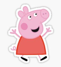 Peppa Sticker
