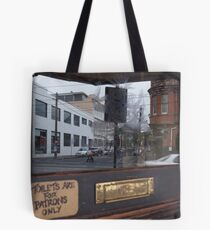 Patrones only  Tote Bag
