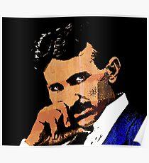 Nikola Tesla-2 Poster