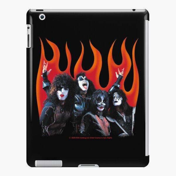Kiss band vintage t-shirt  iPad Snap Case