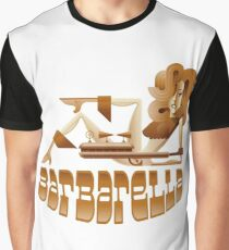 Barbarella (raygun) Graphic T-Shirt