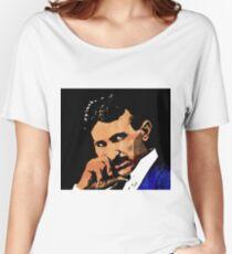Nikola Tesla-2 Women's Relaxed Fit T-Shirt