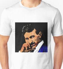 Nikola Tesla-2 Unisex T-Shirt