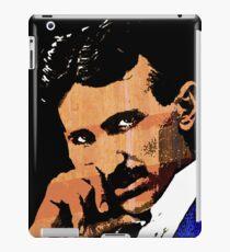 Nikola Tesla-2 iPad Case/Skin