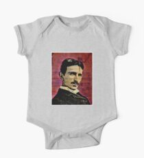 Nikola Tesla One Piece - Short Sleeve