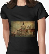 Venice Canal Grande Women's Fitted T-Shirt