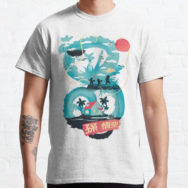 Dragon Landscape Classic T-Shirt