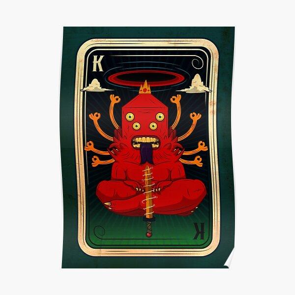 King Golb Poster