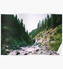 PCT Stream Crossing Poster
