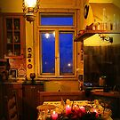 In the yellow kitchen before Christmas by gameover