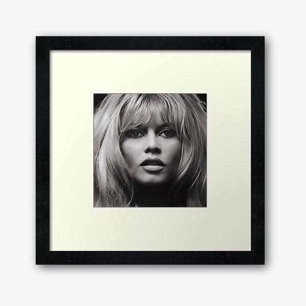 bb Framed Art Print