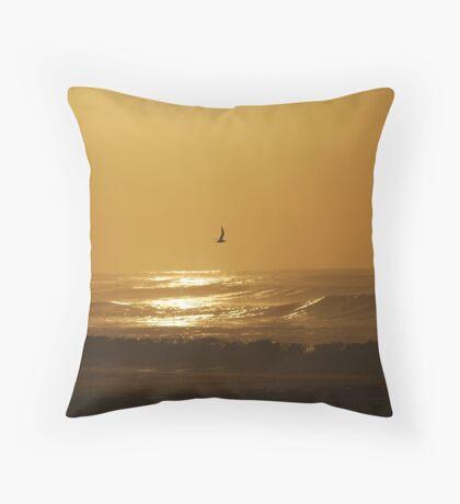Dawn Sunrise  Throw Pillow
