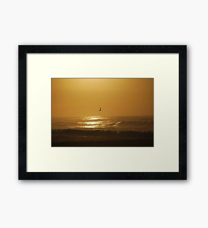 Dawn Sunrise  Framed Print