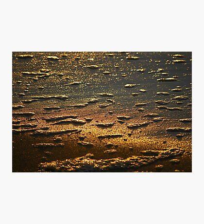 Dawn Water 'Whitewash' Photographic Print