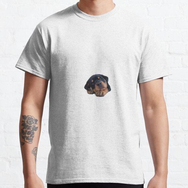 Rottweiler Puppy Classic T-Shirt
