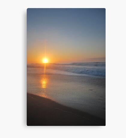 Croajingolong Sunrise Canvas Print