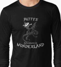 Buffy's  Adventures in Wonderland II Long Sleeve T-Shirt