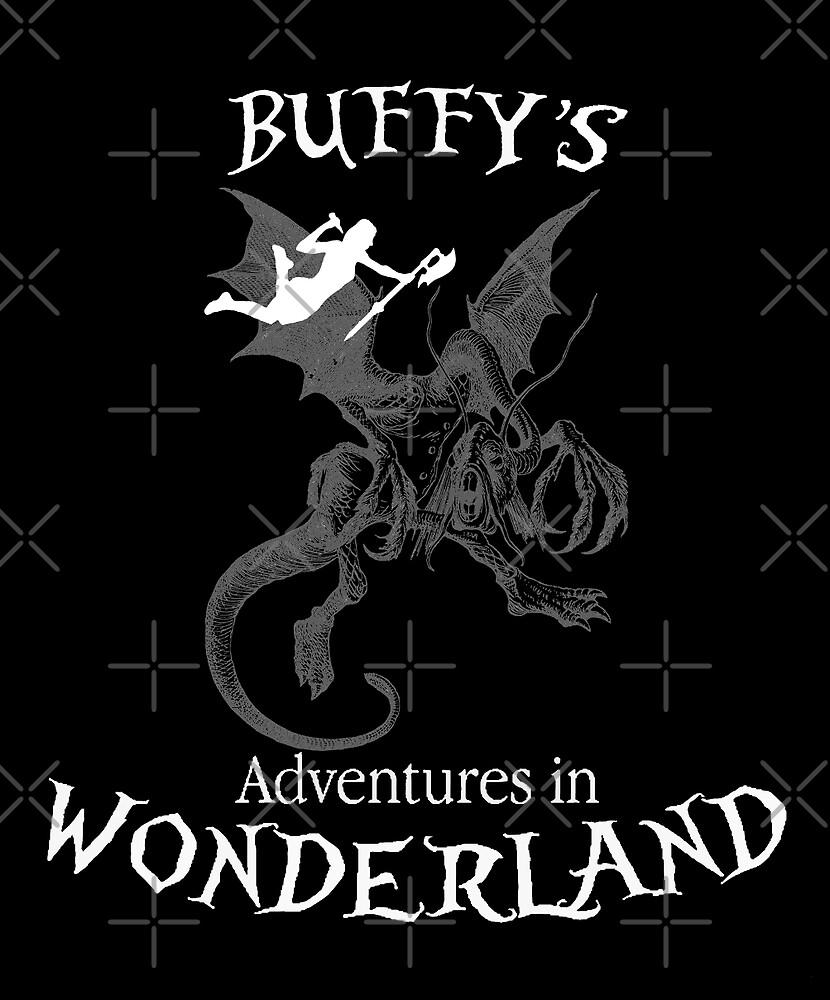Buffy's  Adventures in Wonderland II by LordNeckbeard