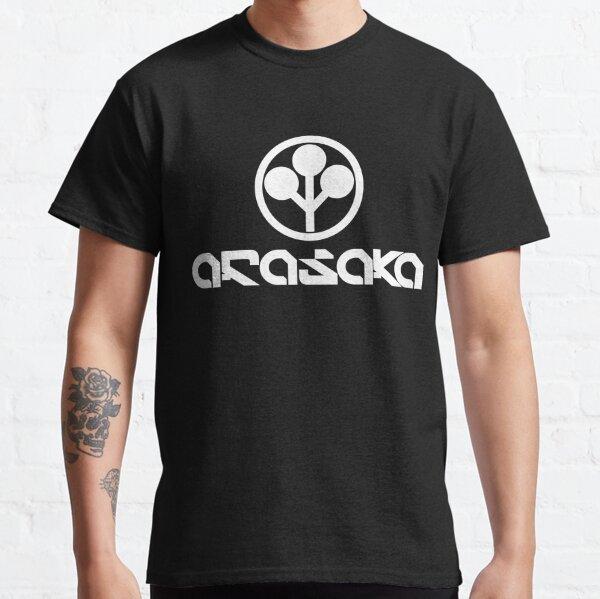 Camiseta Cyberpunk Arasaka Future Camiseta clásica