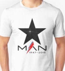 RIP Starman (David Bowie) 1947-2016 T-Shirt
