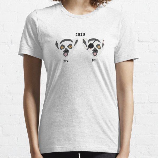2020 Shirt - White Background Essential T-Shirt