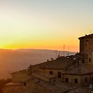 Tuscan Sunset by Lisa Williams