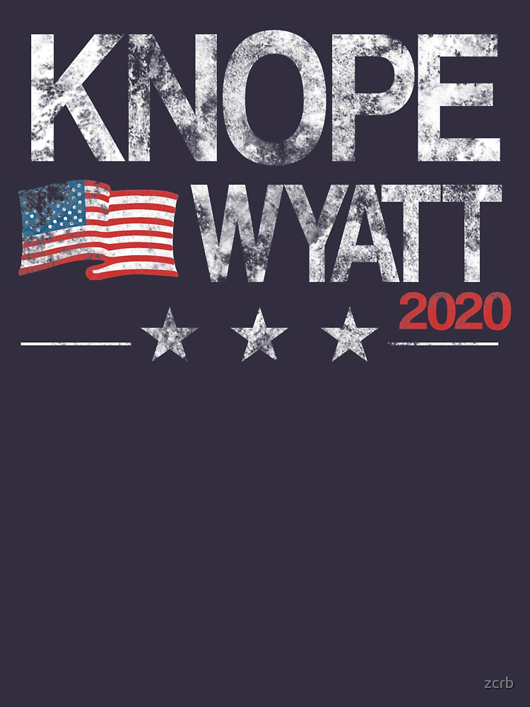 Knope 2020 Distressed | Unisex T-Shirt