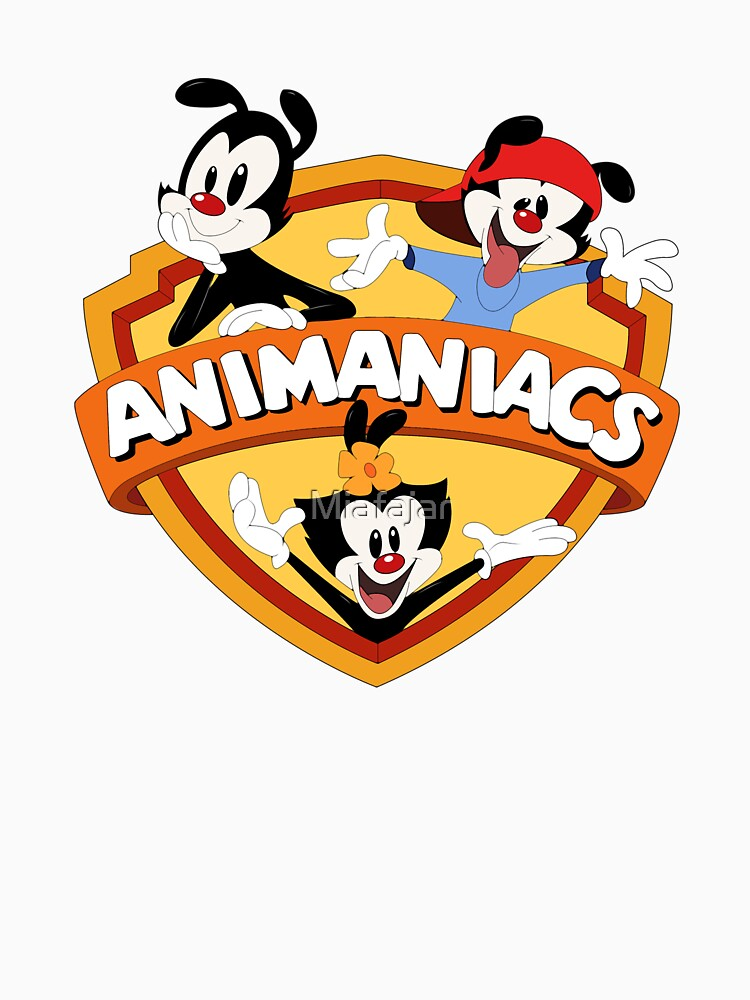 animaniacs logo | Unisex T-Shirt