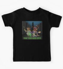Teenage Talking Dancing Muppets Kids Clothes