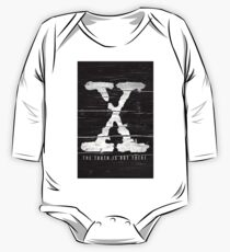 the x-files One Piece - Long Sleeve