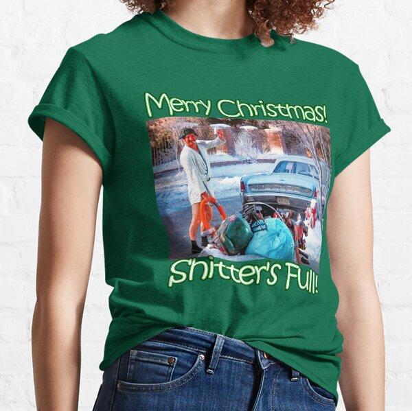 Cousin Eddie Shitter's Full Classic T-Shirt