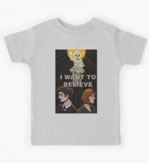 the x-files Kids Tee