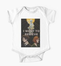 the x-files Kids Clothes