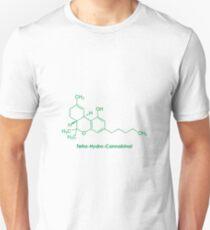Tetra Hydro Cannabinol Unisex T-Shirt
