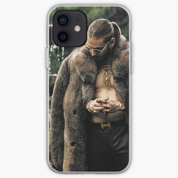 sch rappeur Coque souple iPhone