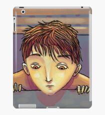 looking through the window iPad Case/Skin