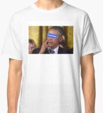 Obama walks into Supreme Newyork Classic T-Shirt