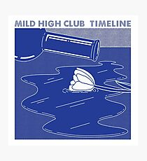 Mild High Club Photographic Print
