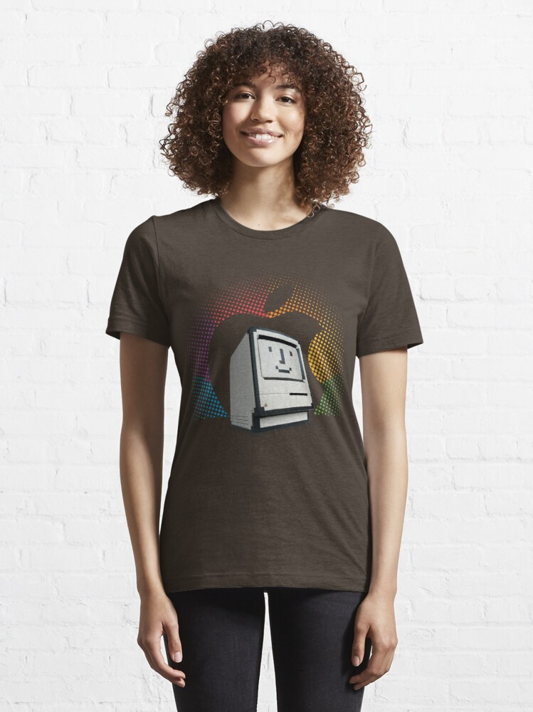 Alternate view of Happy Classic Essential T-Shirt