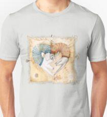 Ferret heart T-Shirt