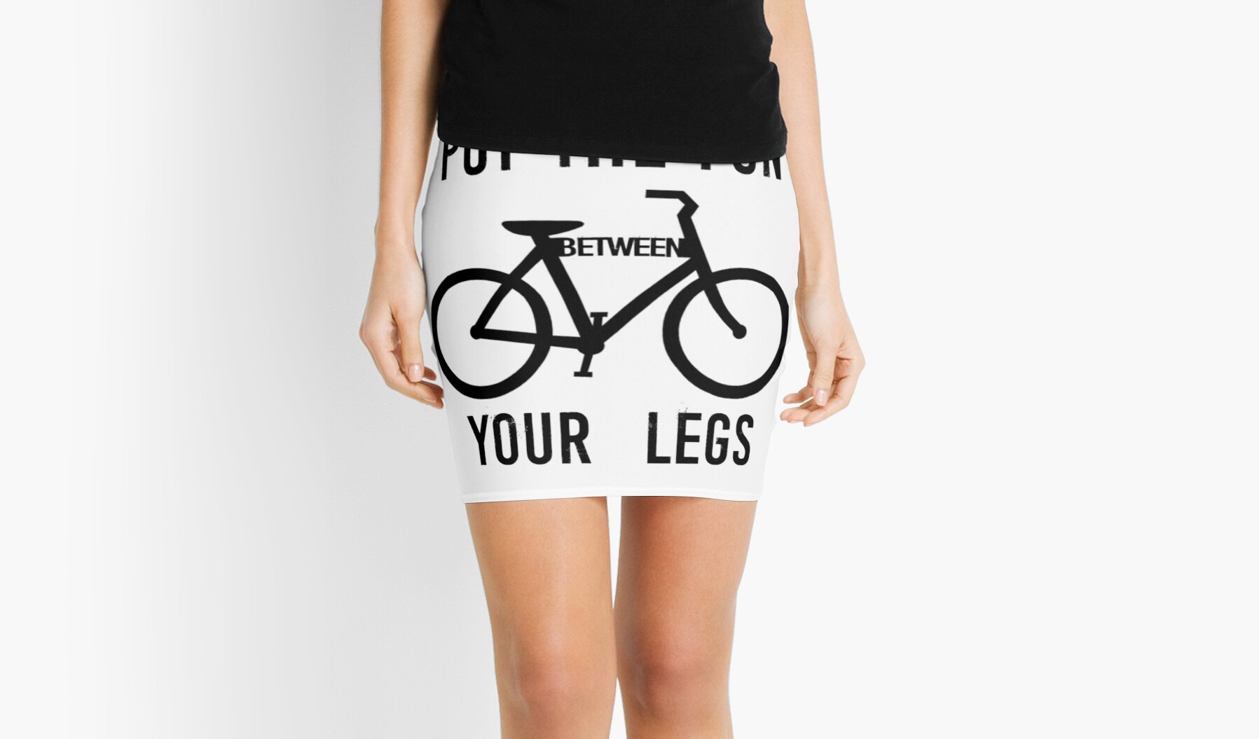 Put the Fun Between Your Legs by fixedgearnyc